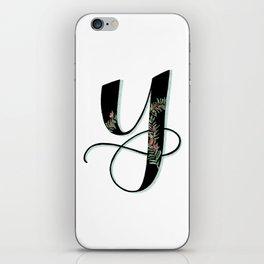 yew iPhone Skin