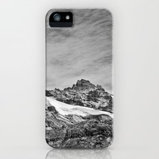 Rugged Mountain Hike Slim Case iPhone (5, 5s)
