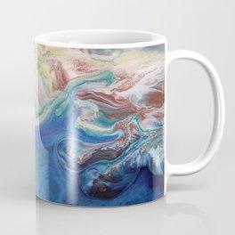 Stirring Coffee Mug