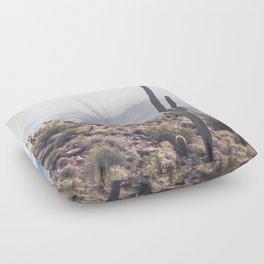 Superstition Wilderness Floor Pillow
