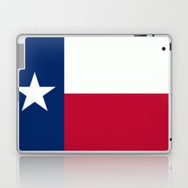 Lone Star ⭐ Texas State Flag Laptop & iPad Skin