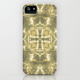 Grunge Abstract iPhone Case