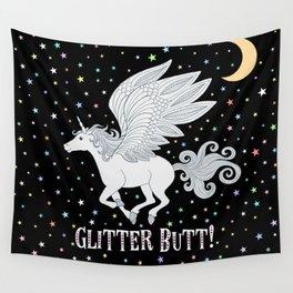 Glitter Butt! Wall Tapestry