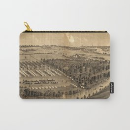Camp Foster, Cuyahoga Falls, Ohio (1880) Carry-All Pouch