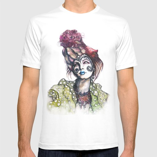 Great Expectations // Fashion Illustration T-shirt