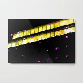 Luces y colores Metal Print