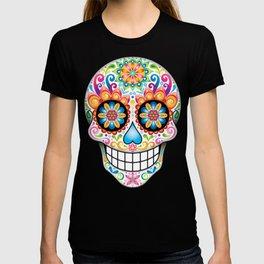 Sugar Skull Art (Jubilee) T-shirt