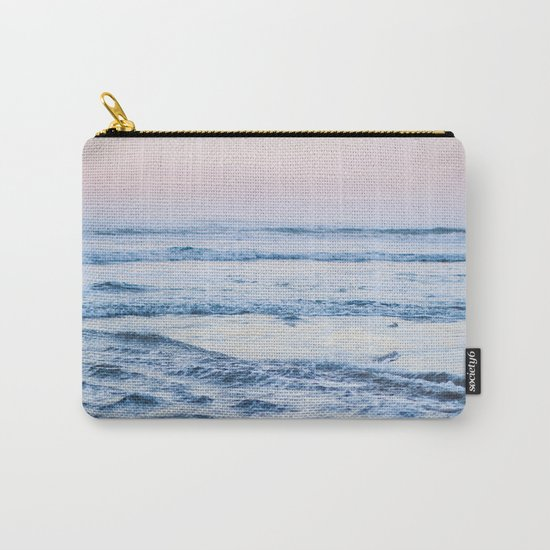 Pacific Ocean Waves Carry-All Pouch