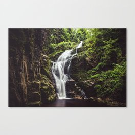 Wild Water - Landscape and Nature Photography Canvas Print