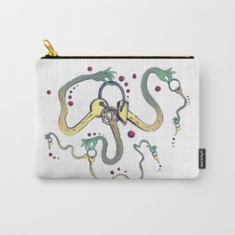 Handsy Keys by Maisie Cross Carry-All Pouch