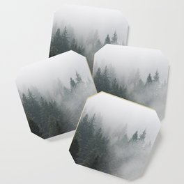 Long Days Ahead - Nature Photography Coaster