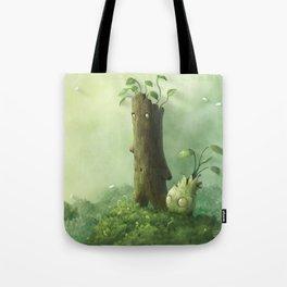Plant Folk Tote Bag
