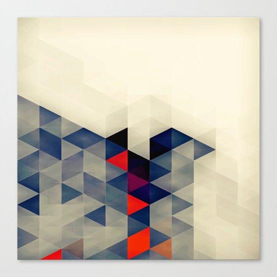Geometric XQ Canvas Print