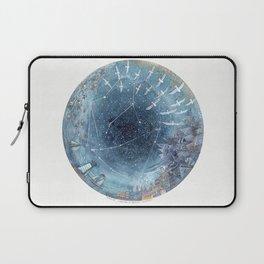 Capricorn & Aquarius friendship Laptop Sleeve