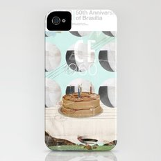 50th anniversary of the city of Brazil iPhone (4, 4s) Slim Case