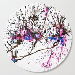My Schizophrenia (11) Cutting Board