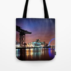 The Clyde Arc Tote Bag