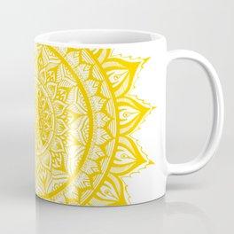 Sunflower-Yellow Coffee Mug