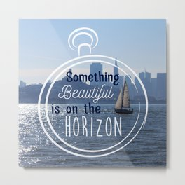 Beautiful Horizons Metal Print