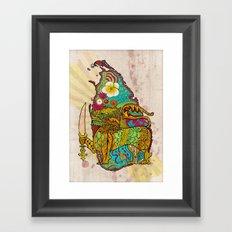 Abstract SL Framed Art Print