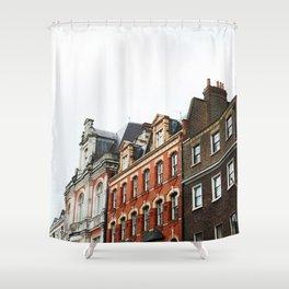 Swedenborg House, London Shower Curtain