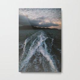 Magnetic Island Ferry Metal Print