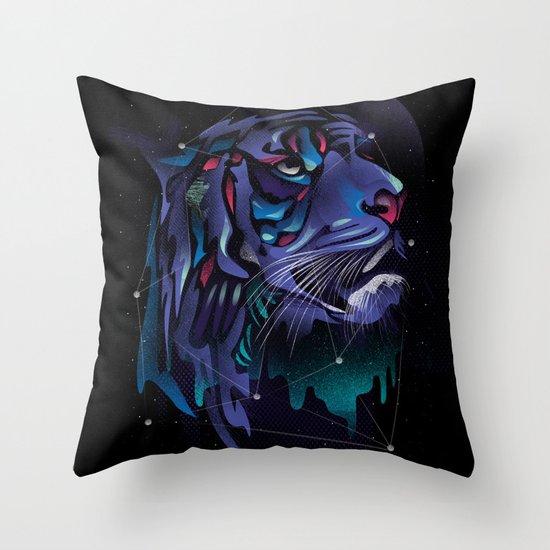 Growling No More Throw Pillow