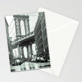 DUMBO Manhattan Bridge 2020 Stationery Cards