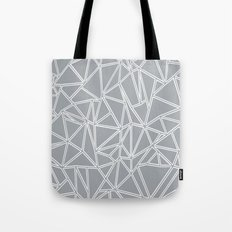 Ab Blocks Grey #2 Tote Bag