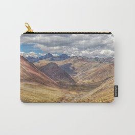 Vinicunca Carry-All Pouch