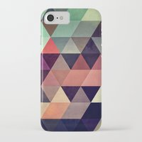 glass iPhone & iPod Cases featuring tryypyzoyd by Spires