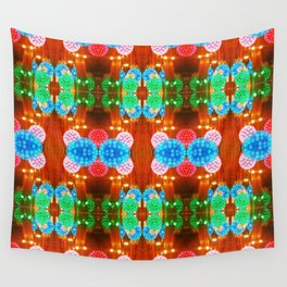 All of the Lights. Wall Tapestry