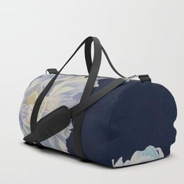 Chrysanthemum Stages Duffle Bag