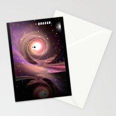 QUASAR. Stationery Cards