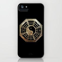 Yin Yang Bagua iPhone Case