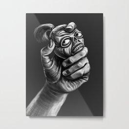Failed Conquistador  Metal Print