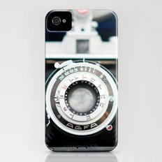 Vintage Camera iPhone (4, 4s) Slim Case