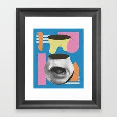 Pescuza Framed Art Print