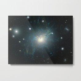Dusty spiral galaxy Metal Print