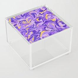 Mod Marble Acrylic Box