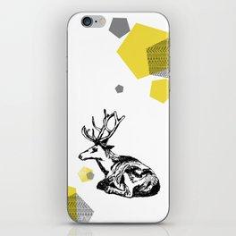 simply deer iPhone Skin