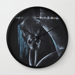 Consciously Mad Wall Clock