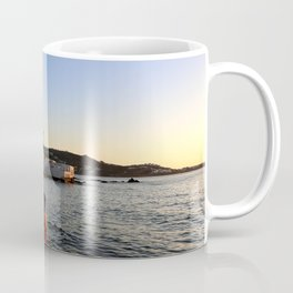 Windmills of Mykonos Coffee Mug