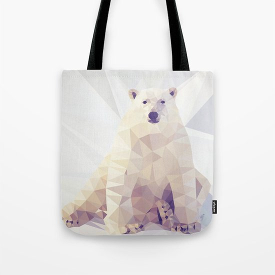 Lazy Bear Tote Bag