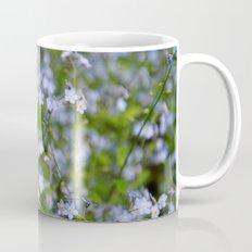 Forget-me-not Close up Mug