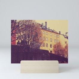 Stockholm 1 Mini Art Print