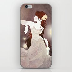 Rapunzel iPhone & iPod Skin