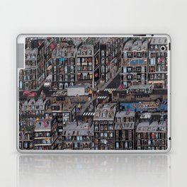 Parisian Neighbourhood Laptop & iPad Skin