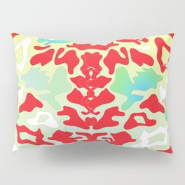 Abstract Organic 1 by Anthea Missy Pillow Sham