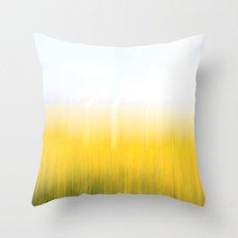 fields of gold 99 Throw Pillow